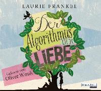 Cover-Bild zu Der Algorithmus der Liebe (Audio Download) von Frankel, Laurie