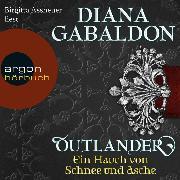 Cover-Bild zu Outlander - Ein Hauch von Schnee und Asche (Ungekürzte Lesung) (Audio Download) von Gabaldon, Diana