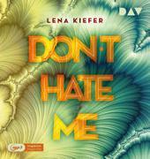 Cover-Bild zu Don't HATE me (Teil 2) von Kiefer, Lena