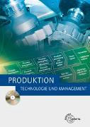 Cover-Bild zu Produktion - Technologie und Management von Dambacher, Michael