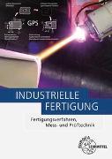 Cover-Bild zu Industrielle Fertigung von Behmel, Manfred