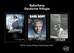 Cover-Bild zu Syberberg - Deutsche Trilogie Box von Harry Baer (Schausp.)