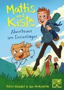 Cover-Bild zu Mattis und Kiste (Band 1) - Abenteuer im Ferienlager von Wirbeleit, Patrick