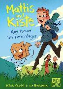 Cover-Bild zu Mattis & Kiste - Abenteuer im Ferienlager (eBook) von Wirbeleit, Patrick