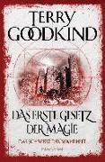 Cover-Bild zu Das erste Gesetz der Magie - Das Schwert der Wahrheit von Goodkind, Terry