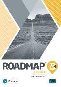 Cover-Bild zu RoadMap A2+ Workbook w/ key & online audio von Kelly, Katy