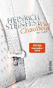 Cover-Bild zu Der Chauffeur (eBook) von Steinfest, Heinrich