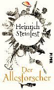 Cover-Bild zu Der Allesforscher (eBook) von Steinfest, Heinrich