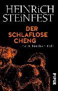 Cover-Bild zu Der schlaflose Cheng (eBook) von Steinfest, Heinrich