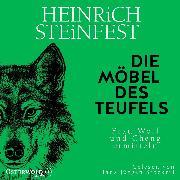 Cover-Bild zu Die Möbel des Teufels (Markus-Cheng-Reihe 6) (Audio Download) von Steinfest, Heinrich