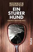 Cover-Bild zu Ein sturer Hund von Steinfest, Heinrich