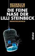 Cover-Bild zu Die feine Nase der Lilli Steinbeck von Steinfest, Heinrich