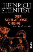 Cover-Bild zu Der schlaflose Cheng von Steinfest, Heinrich