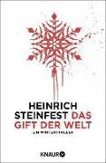 Cover-Bild zu Das Gift der Welt (eBook) von Steinfest, Heinrich