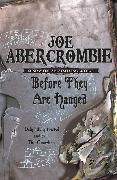 Cover-Bild zu Before They Are Hanged von Abercrombie, Joe
