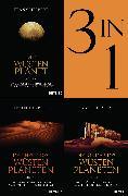 Cover-Bild zu Der Wüstenplanet Band 1-3: Der Wüstenplanet / Der Herr des Wüstenplaneten / Die Kinder des Wüstenplaneten (3in1-Bundle) (eBook) von Herbert, Frank