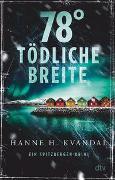Cover-Bild zu 78° tödliche Breite von Kvandal, Hanne H.