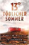 Cover-Bild zu 13° - Tödlicher Sommer von Kvandal, Hanne H.