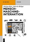 Cover-Bild zu Mensch-Maschine-Interaktion (eBook) von Butz, Andreas