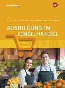Cover-Bild zu Ausbildung im Einzelhandel. 2. Ausbildungsjahr: Schülerband von Nelles, Monika
