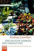 Cover-Bild zu Camilleri, Andrea: Der falsche Liebreiz der Vergeltung