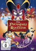 Cover-Bild zu Aladdin - Dschafars Rückkehr von Capizzi, Duane
