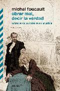 Cover-Bild zu Obrar mal, decir la verdad (eBook) von Foucault, Michel