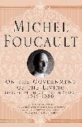 Cover-Bild zu On The Government of the Living (eBook) von Foucault, M.