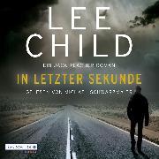Cover-Bild zu In letzter Sekunde (Audio Download) von Child, Lee