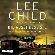 Cover-Bild zu Die Abschussliste (Audio Download) von Child, Lee