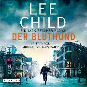 Cover-Bild zu Der Bluthund (Audio Download) von Child, Lee