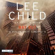 Cover-Bild zu Way Out (Audio Download) von Child, Lee