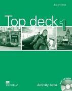 Cover-Bild zu Top deck 1. Activity Book von Sharp, Susan