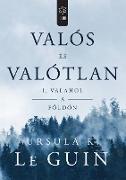 Cover-Bild zu Valós és valótlan 1 (eBook) von K. Le Guin, Ursula
