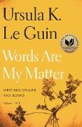 Cover-Bild zu Words Are My Matter (eBook) von Guin, Ursula K. Le