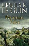 Cover-Bild zu Orsinian Tales (eBook) von Le Guin, Ursula K.