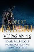 Cover-Bild zu Vespasian 4-6 (eBook) von Fabbri, Robert