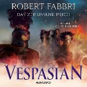Cover-Bild zu Vespasian: Das zerrissene Reich (ungekürzt) (Audio Download) von Fabbri, Robert