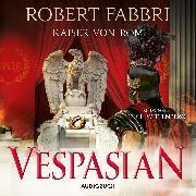 Cover-Bild zu Vespasian: Kaiser von Rom (ungekürzt) (Audio Download) von Fabbri, Robert