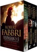 Cover-Bild zu Vespasian 1-3 (eBook) von Fabbri, Robert