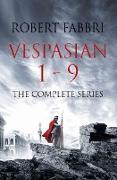 Cover-Bild zu The Complete Vespasian Boxset (eBook) von Fabbri, Robert