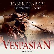 Cover-Bild zu Vespasian: Das Tor zur Macht (ungekürzt) (Audio Download) von Fabbri, Robert