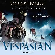 Cover-Bild zu Vespasian: Das Schwert des Tribuns (ungekürzt) (Audio Download) von Fabbri, Robert