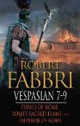 Cover-Bild zu Vespasian 7-9 (eBook) von Fabbri, Robert