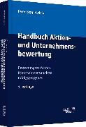Cover-Bild zu Handbuch Aktien- und Unternehmensbewertung (eBook) von Seppelfricke, Peter