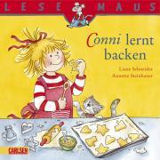 Cover-Bild zu Conni lernt backen von Schneider, Liane