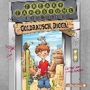 Cover-Bild zu Freaky Fahrstuhl 1: Goldrausch, Digga! (Audio Download) von Tielmann, Christian