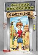 Cover-Bild zu Freaky Fahrstuhl 1: Goldrausch, Digga! (eBook) von Tielmann, Christian