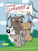 Cover-Bild zu Familie Streuner sucht einen Menschen (eBook) von Tielmann, Christian