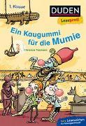 Cover-Bild zu Duden Leseprofi - Ein Kaugummi für die Mumie, 1. Klasse von Tielmann, Christian